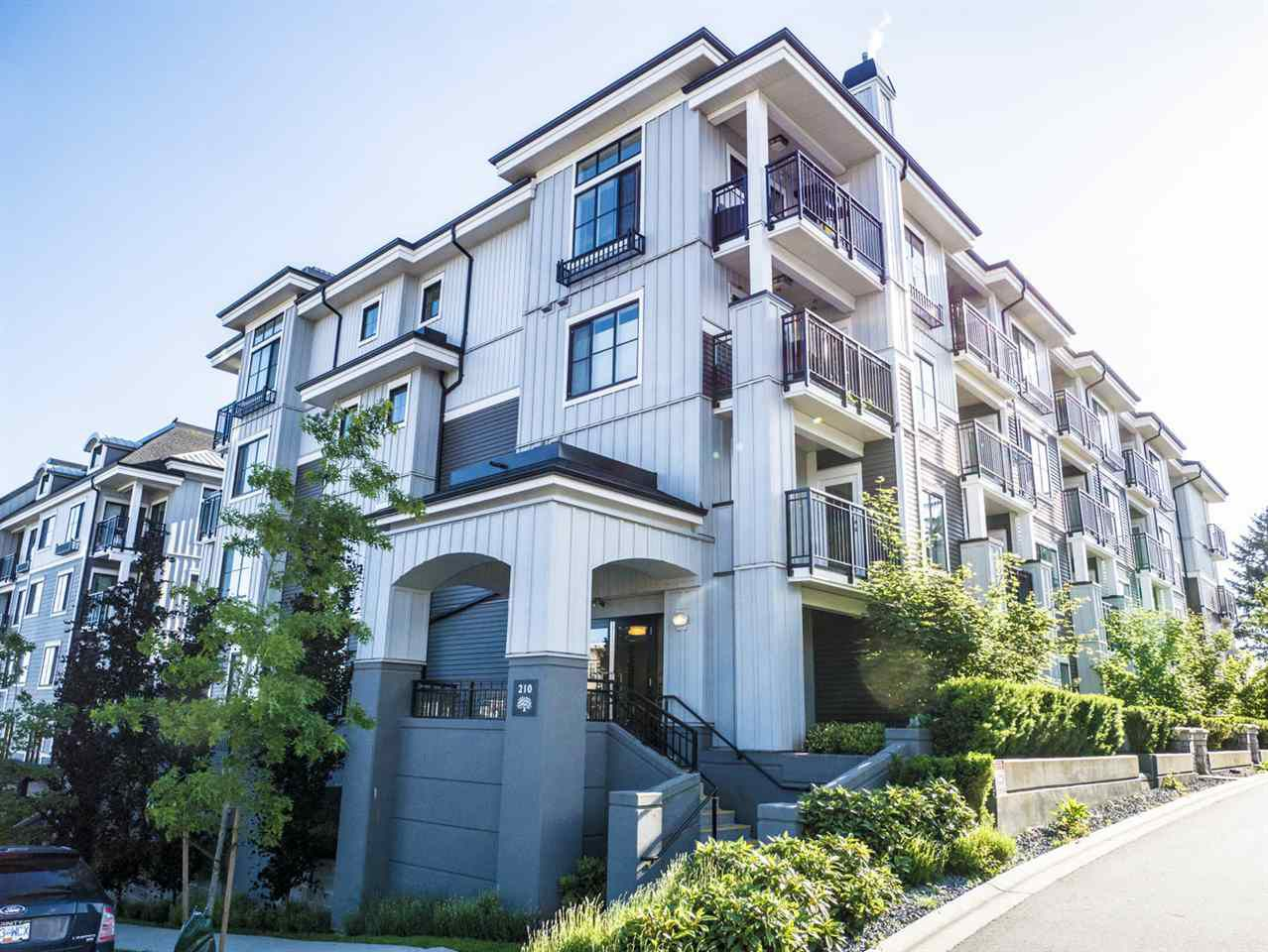 Main Photo: 108 210 LEBLEU Street in Coquitlam: Maillardville Condo for sale : MLS®# R2174151
