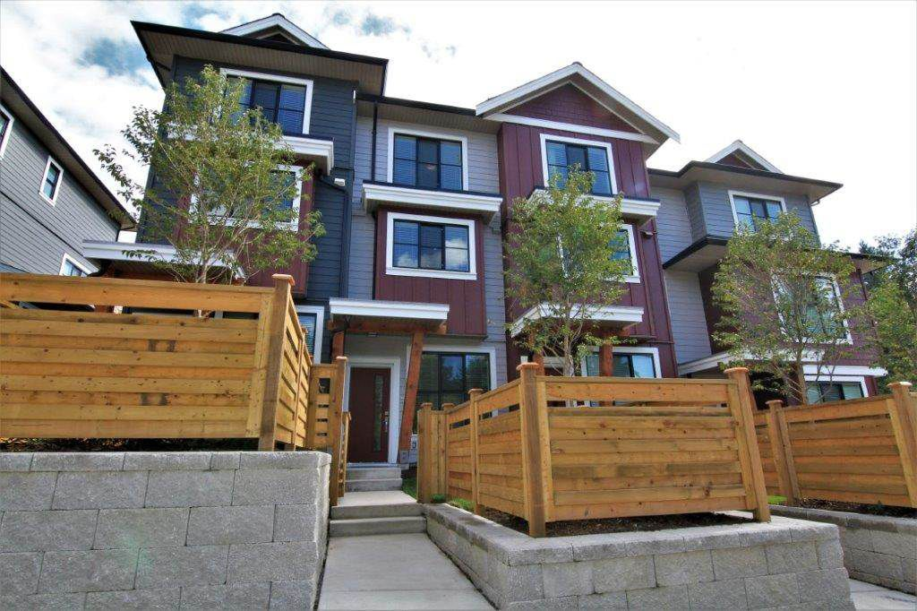 """Main Photo: 3 13260 236 Street in Maple Ridge: Silver Valley Townhouse for sale in """"ARCHSTONE"""" : MLS®# R2209862"""