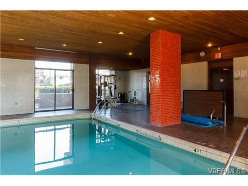 Main Photo: 604 139 Clarence Street in VICTORIA: Vi James Bay Residential for sale (Victoria)  : MLS®# 366958