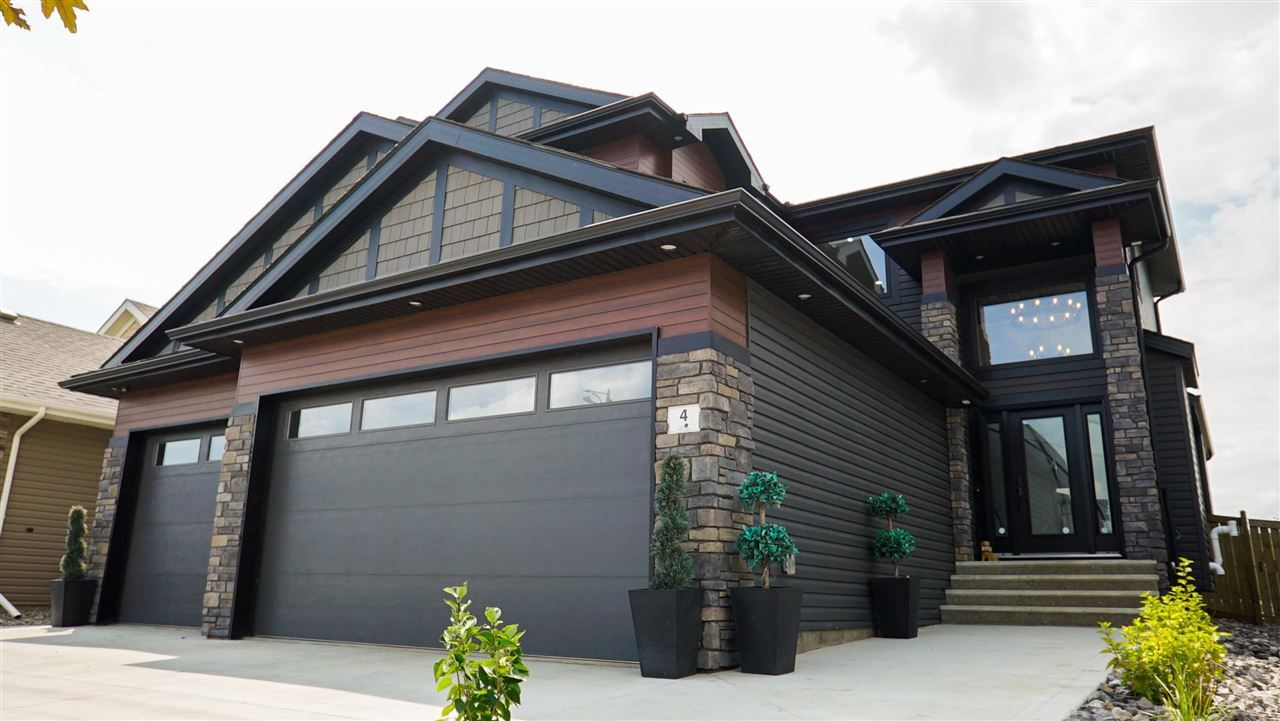 Main Photo: 4 ELAINE Street: St. Albert House for sale : MLS®# E4130469