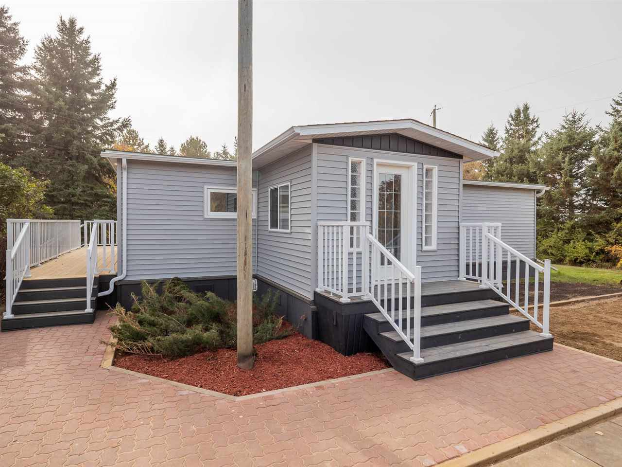 Main Photo: 60009 Rge Rd 192: Rural Smoky Lake County Manufactured Home for sale : MLS®# E4131977