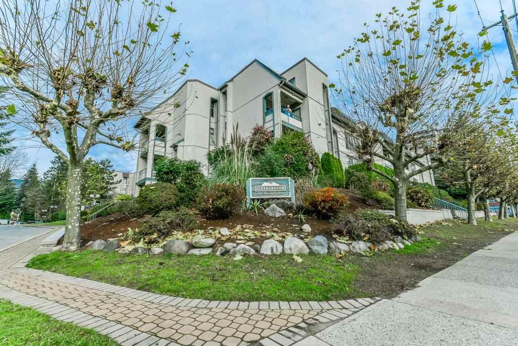 "Main Photo: 307 2915 GLEN Drive in Coquitlam: North Coquitlam Condo for sale in ""GLENBOROUGH"" : MLS®# R2322918"