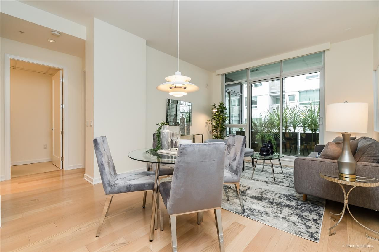 "Main Photo: 313 77 WALTER HARDWICK Avenue in Vancouver: False Creek Condo for sale in ""KAYAK"" (Vancouver West)  : MLS®# R2337968"