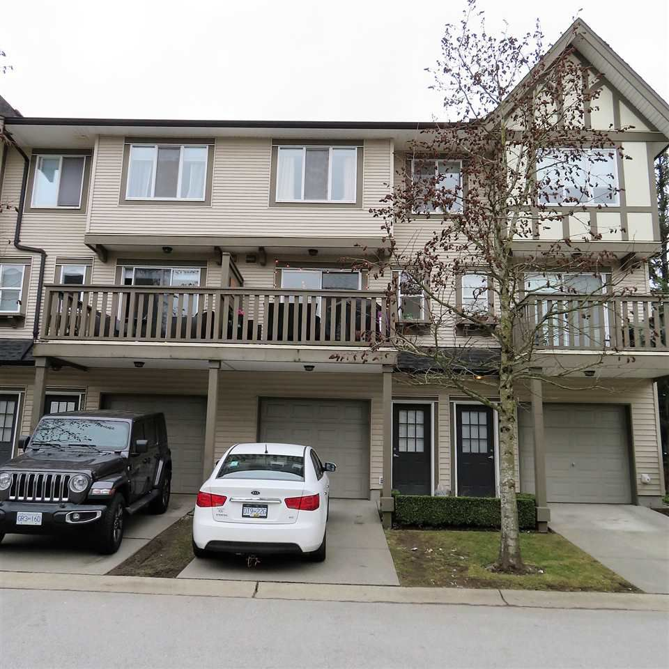 "Main Photo: 83 20875 80 Avenue in Langley: Willoughby Heights Townhouse for sale in ""Pepperwood"" : MLS®# R2347213"