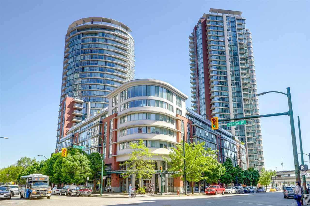"""Photo 1: Photos: 507 618 ABBOTT Street in Vancouver: Downtown VW Condo for sale in """"FIRENZE"""" (Vancouver West)  : MLS®# R2355051"""