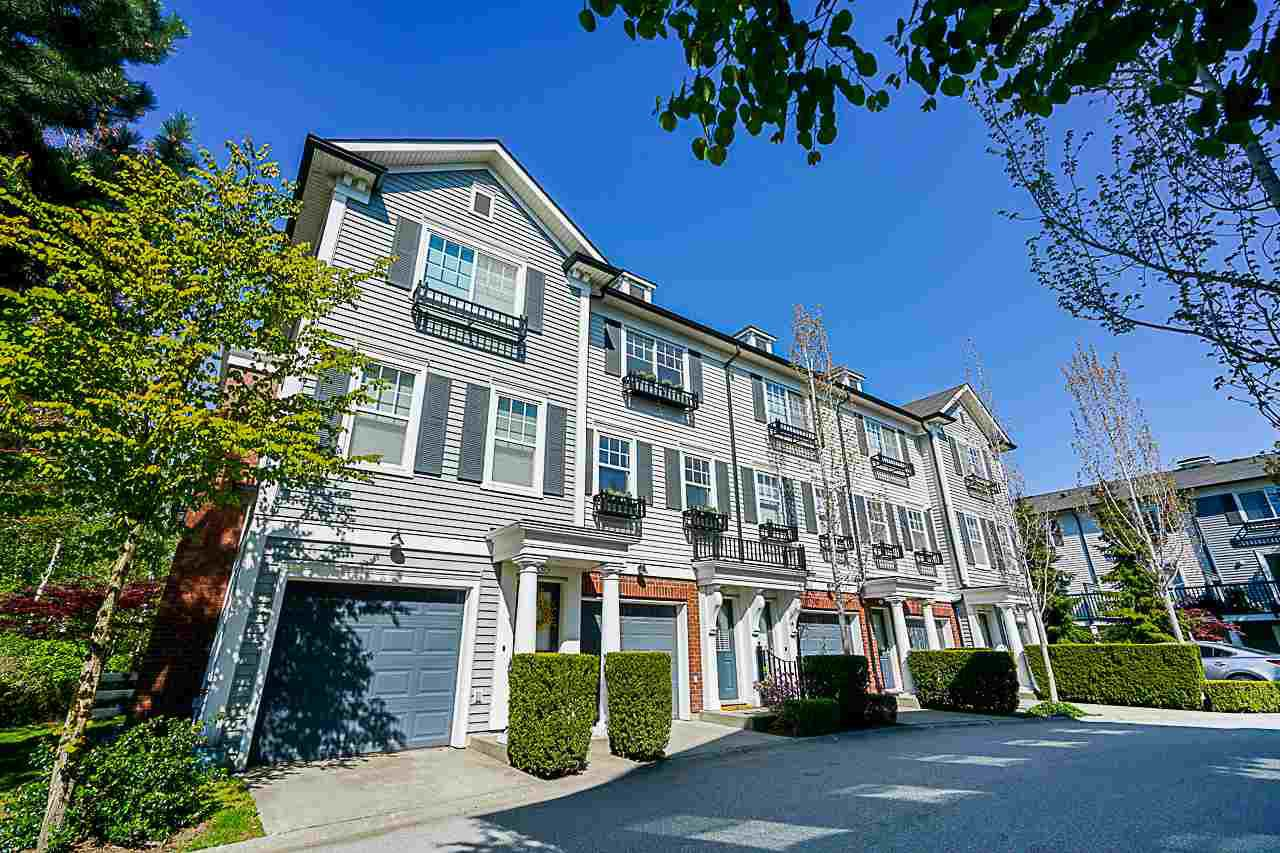 """Main Photo: 82 18983 72A Avenue in Surrey: Clayton Townhouse for sale in """"KEW"""" (Cloverdale)  : MLS®# R2364281"""