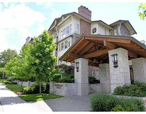 """Main Photo: 1410 4655 VALLEY DR in Vancouver: Quilchena Condo for sale in """"ALEXANDRA HOUSE"""" (Vancouver West)  : MLS®# V571377"""