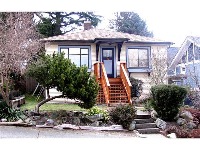 Main Photo: 333 SIMPSON Street in New Westminster: Sapperton House for sale : MLS®# V874487