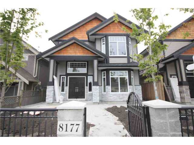 Main Photo: 8177 NO 1 Road in Richmond: Seafair House for sale : MLS®# V908931