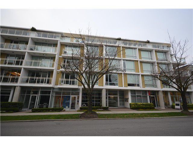 Main Photo: 309 1635 W 3RD Avenue in Vancouver: False Creek Condo for sale (Vancouver West)  : MLS®# V1066366