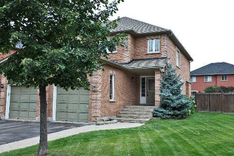 Main Photo: 3787 Forest Bluff Crest in Mississauga: Lisgar House (2-Storey) for sale : MLS®# W3019833