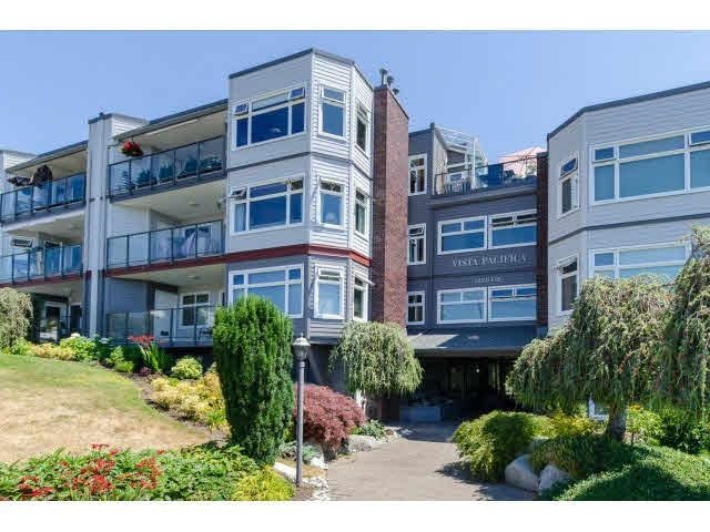 "Main Photo: 409 1220 FIR Street: White Rock Condo for sale in ""VISTA PACIFICA"" (South Surrey White Rock)  : MLS®# F1445786"