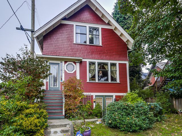 Main Photo: 1332 SALSBURY Drive in Vancouver: Grandview VE House for sale (Vancouver East)  : MLS®# R2005751