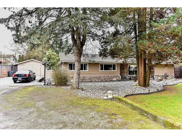 Main Photo: 8444 152 Street in Surrey: Fleetwood Tynehead House for sale : MLS®# R2041312