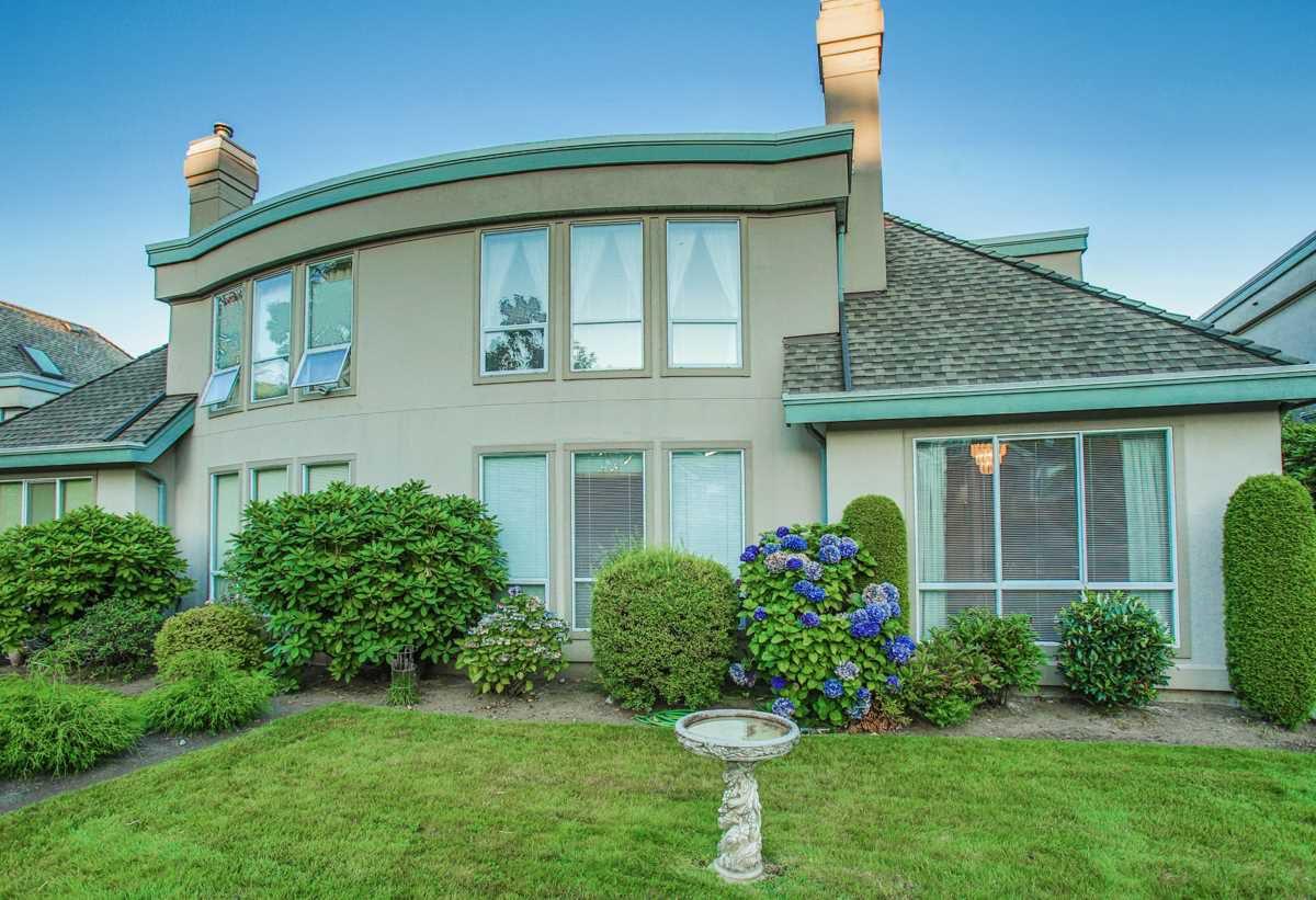 "Main Photo: 12 788 CITADEL Drive in Port Coquitlam: Citadel PQ Townhouse for sale in ""CITADEL BLUFFS"" : MLS®# R2135484"