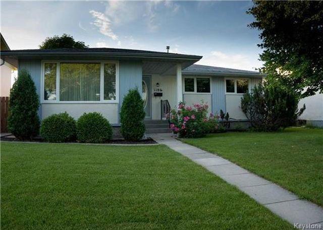 Main Photo: 1186 Markham Road in Winnipeg: Waverley Heights Residential for sale (1L)  : MLS®# 1728902