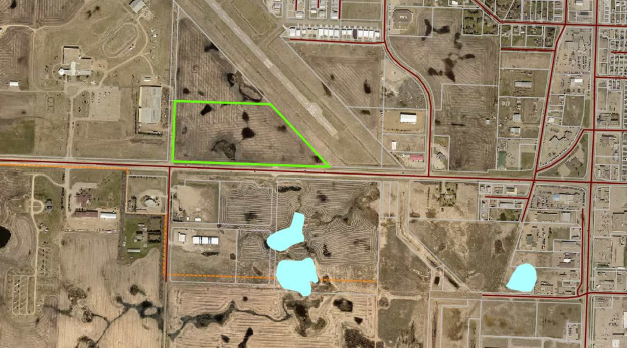 Main Photo: 6202 40 Avenue: Wetaskiwin Land Commercial for sale : MLS®# E4096074