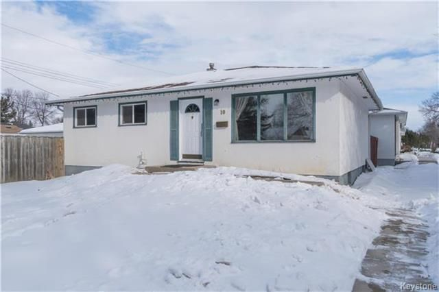 Main Photo: 10 Brighton Court in Winnipeg: East Transcona Residential for sale (3M)  : MLS®# 1804012