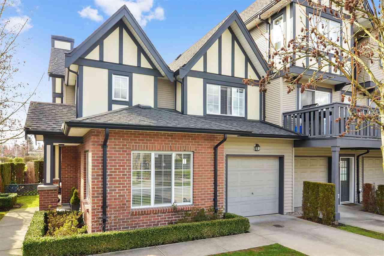 "Main Photo: 60 20875 80 Avenue in Langley: Willoughby Heights Townhouse for sale in ""Pepperwood"" : MLS®# R2252249"