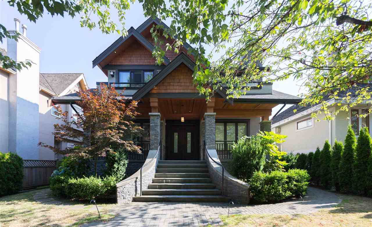 Main Photo: 1168 NANTON Avenue in Vancouver: Shaughnessy House for sale (Vancouver West)  : MLS®# R2294581