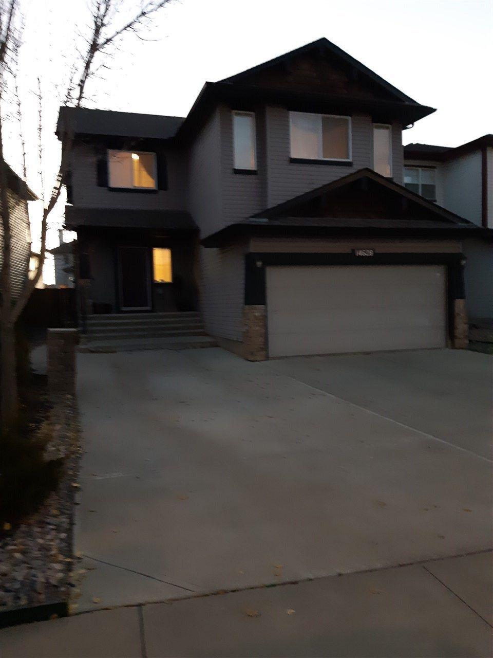 Main Photo: 14628 138 Street in Edmonton: Zone 27 House for sale : MLS®# E4133718