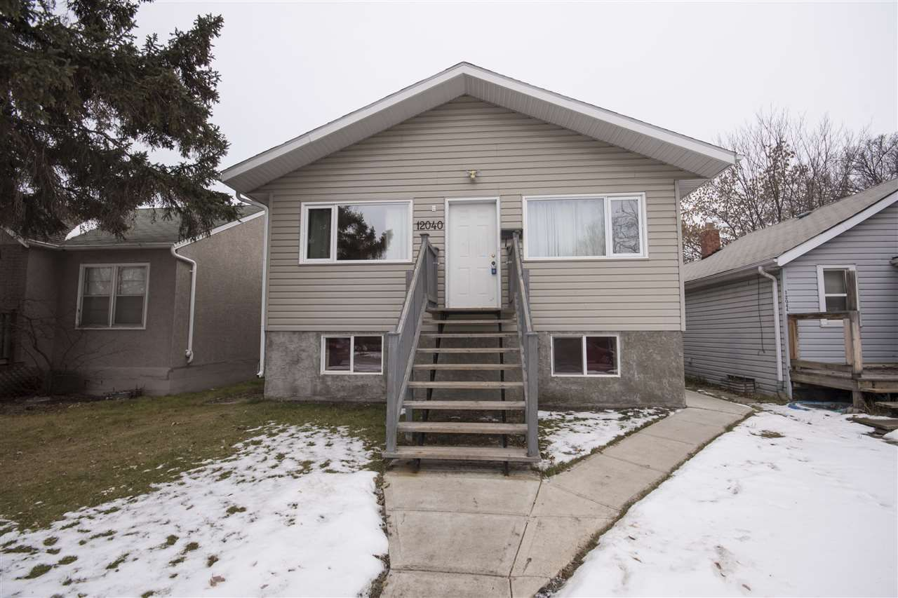 Main Photo: 12040 64 Street in Edmonton: Zone 06 House for sale : MLS®# E4136913