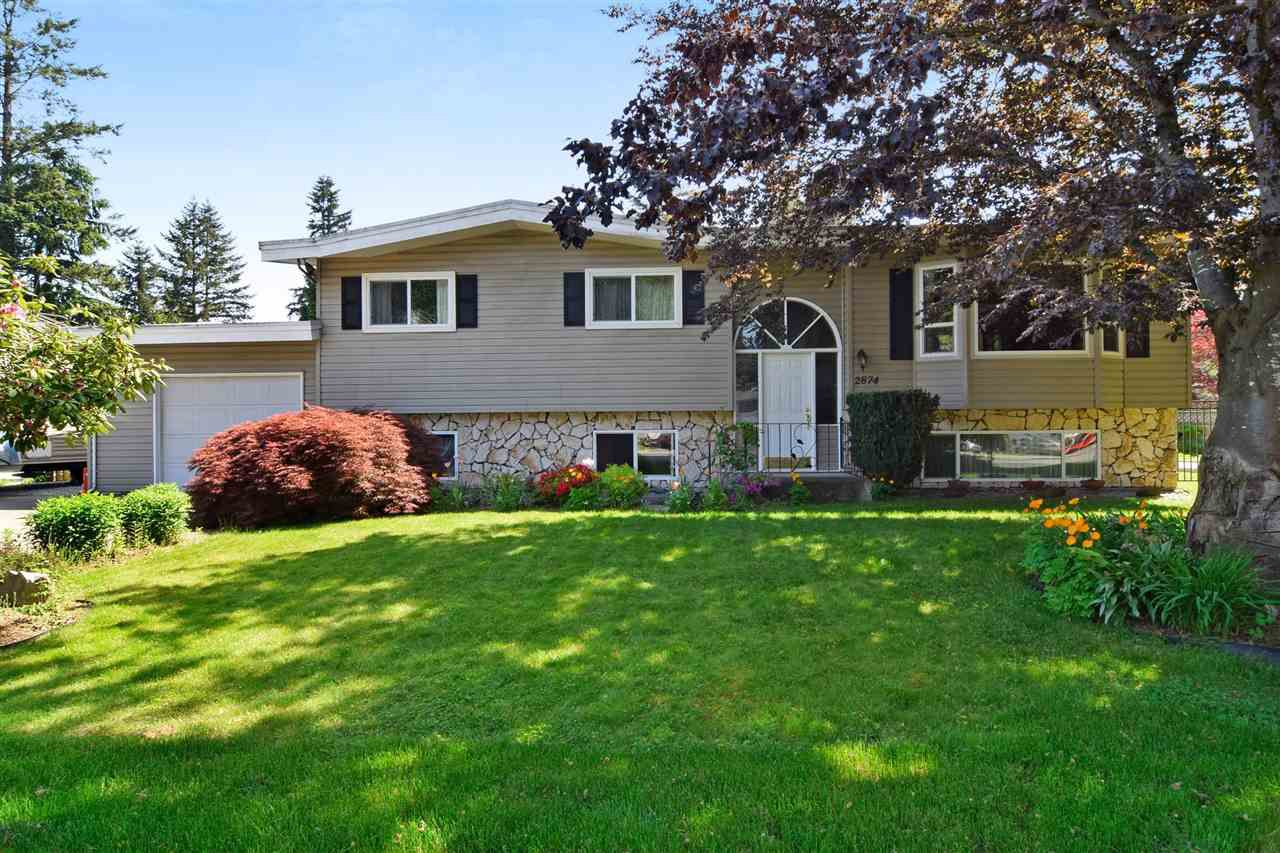 Main Photo: 2874 ASH Street in Abbotsford: Central Abbotsford House for sale : MLS®# R2330907
