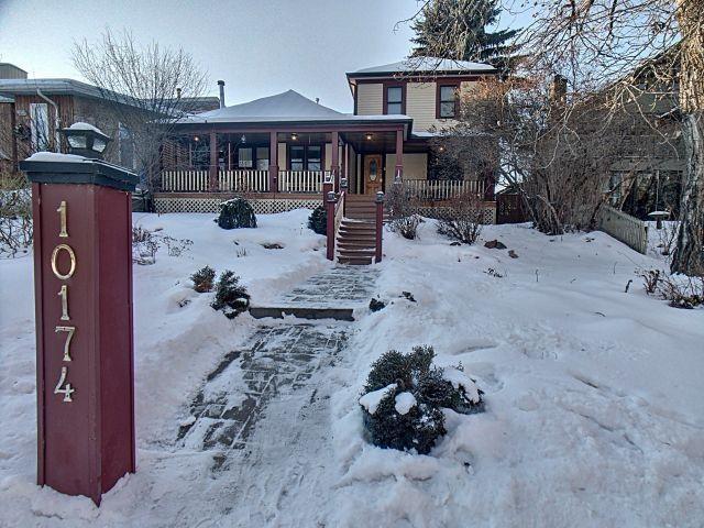 Main Photo: 10174 87 Street in Edmonton: Zone 13 House for sale : MLS®# E4140529