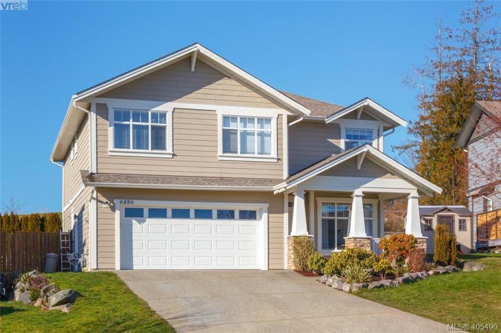 Main Photo: 6486 Cedarview Place in SOOKE: Sk Sunriver Single Family Detached for sale (Sooke)  : MLS®# 405490