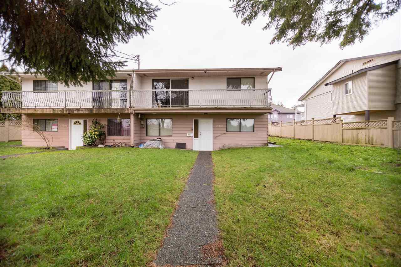 Main Photo: 13280 80 Avenue in Surrey: West Newton House 1/2 Duplex for sale : MLS®# R2343865