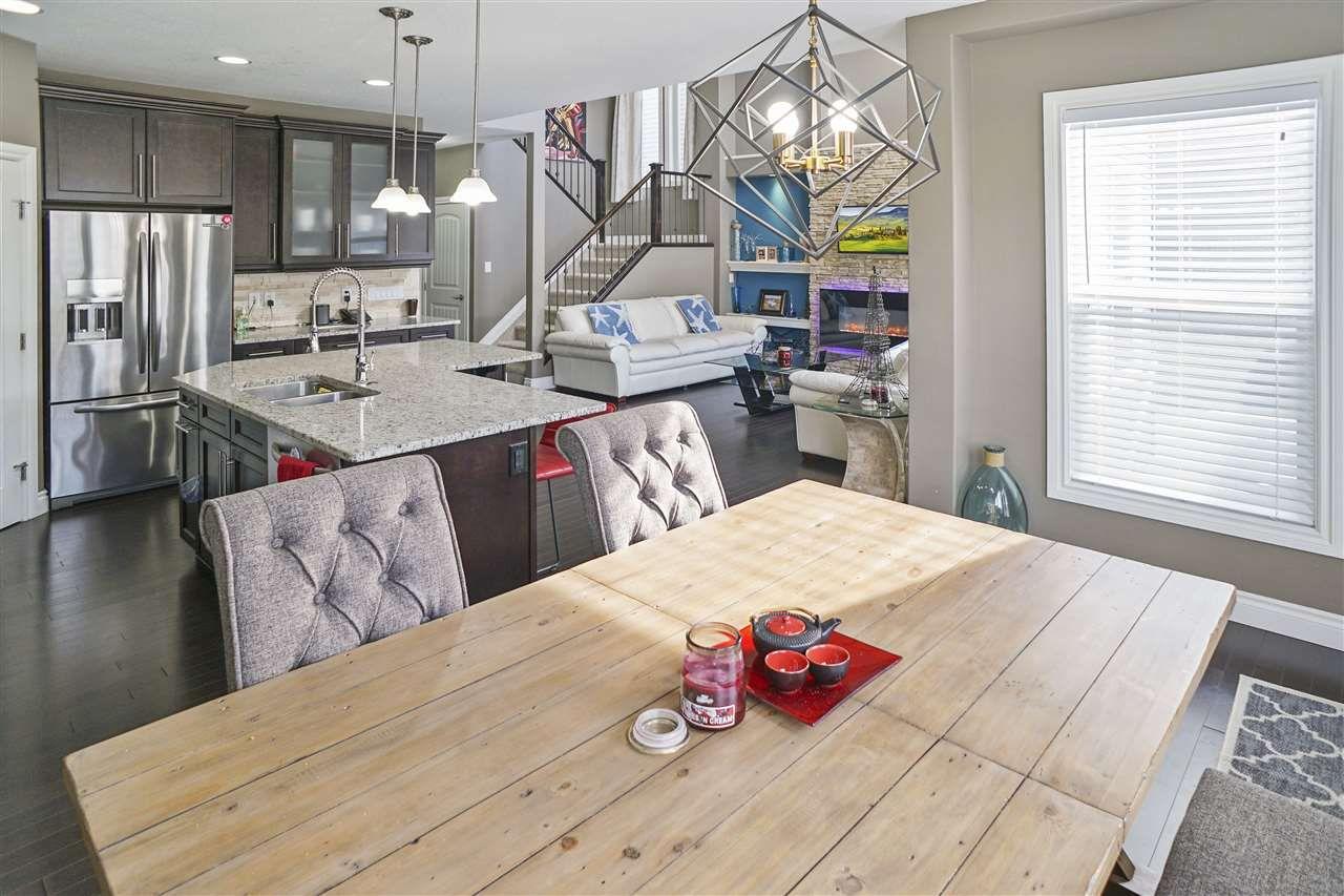 Photo 3: Photos: 5428 EDWORTHY Way in Edmonton: Zone 57 House for sale : MLS®# E4145439