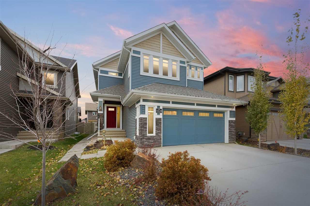 Photo 2: Photos: 5428 EDWORTHY Way in Edmonton: Zone 57 House for sale : MLS®# E4145439