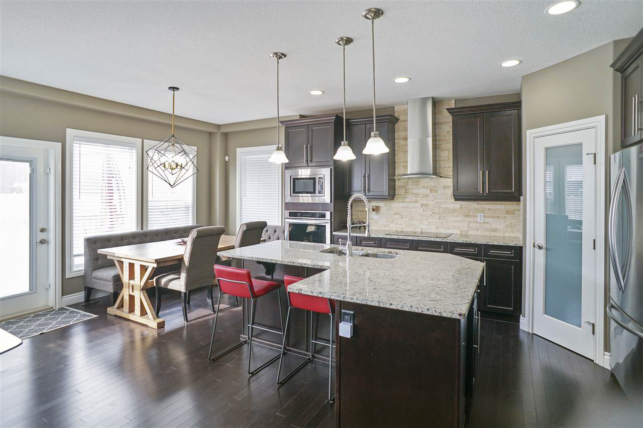 Photo 5: Photos: 5428 EDWORTHY Way in Edmonton: Zone 57 House for sale : MLS®# E4145439