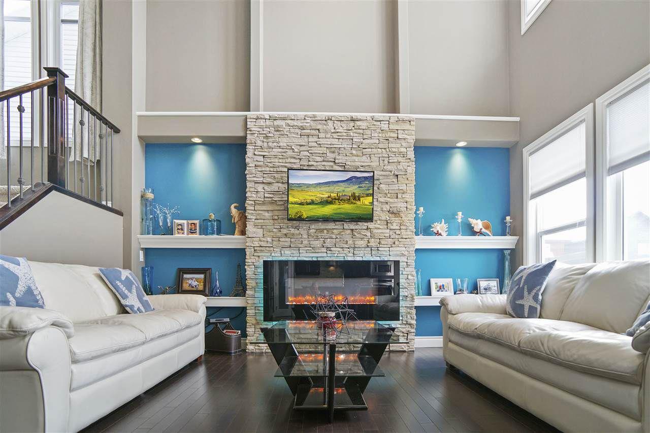 Photo 1: Photos: 5428 EDWORTHY Way in Edmonton: Zone 57 House for sale : MLS®# E4145439