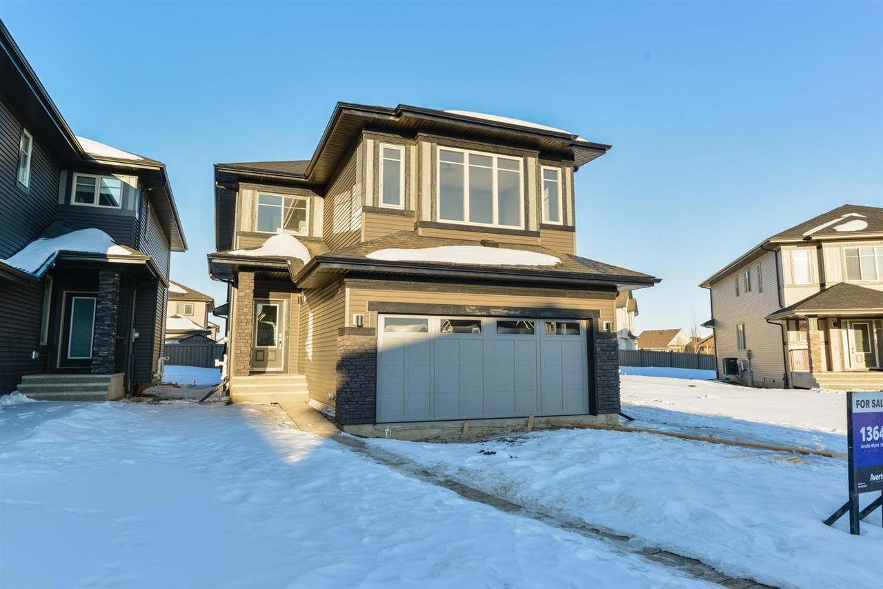 Main Photo: 1364 AINSLIE Wynd in Edmonton: Zone 56 House for sale : MLS®# E4147494