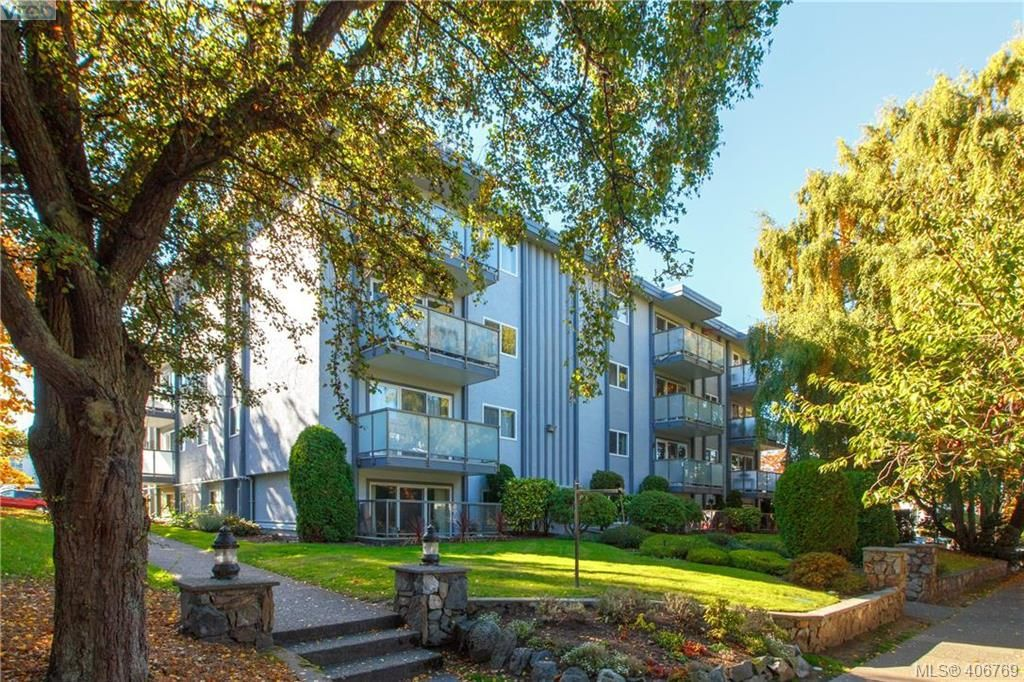 Main Photo: 408 305 Michigan Street in VICTORIA: Vi James Bay Condo Apartment for sale (Victoria)  : MLS®# 406769