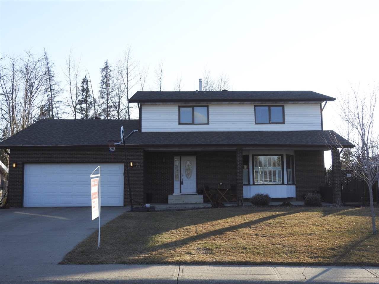 Main Photo: 74 WINDERMERE Drive: Spruce Grove House for sale : MLS®# E4147528