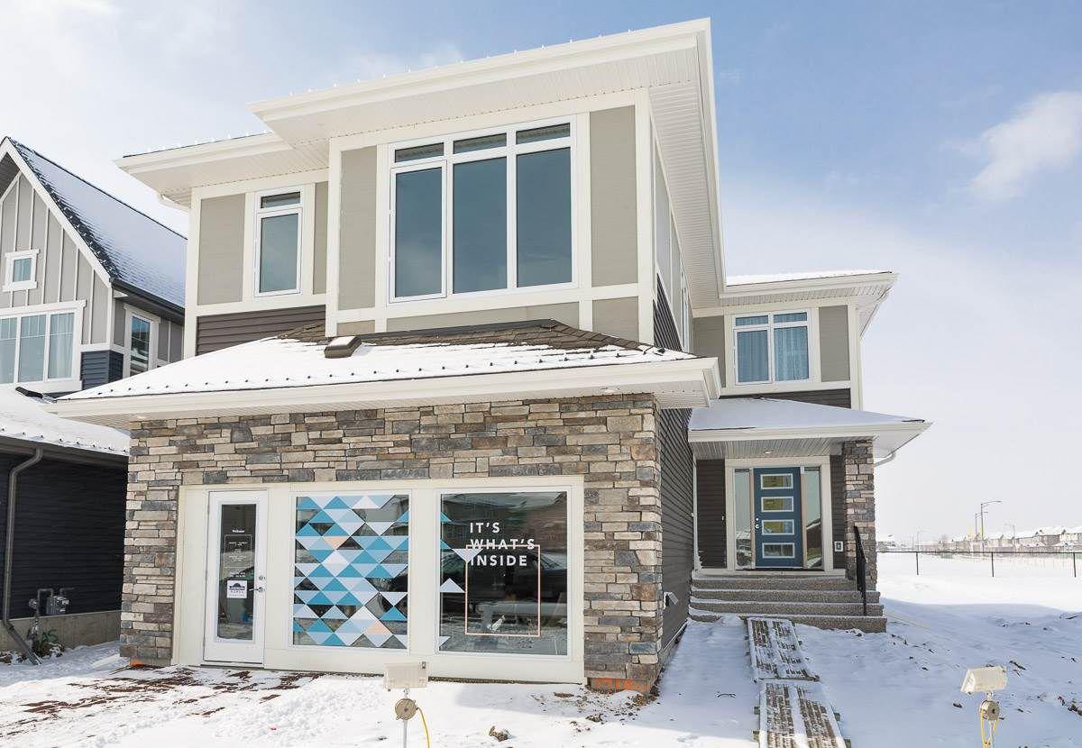 Main Photo: 1412 161 Street in Edmonton: Zone 56 House for sale : MLS®# E4150128