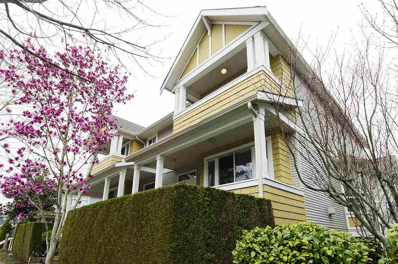 """Main Photo: 54 5999 ANDREWS Road in Richmond: Steveston South Townhouse for sale in """"RIVERWIND"""" : MLS®# R2358149"""