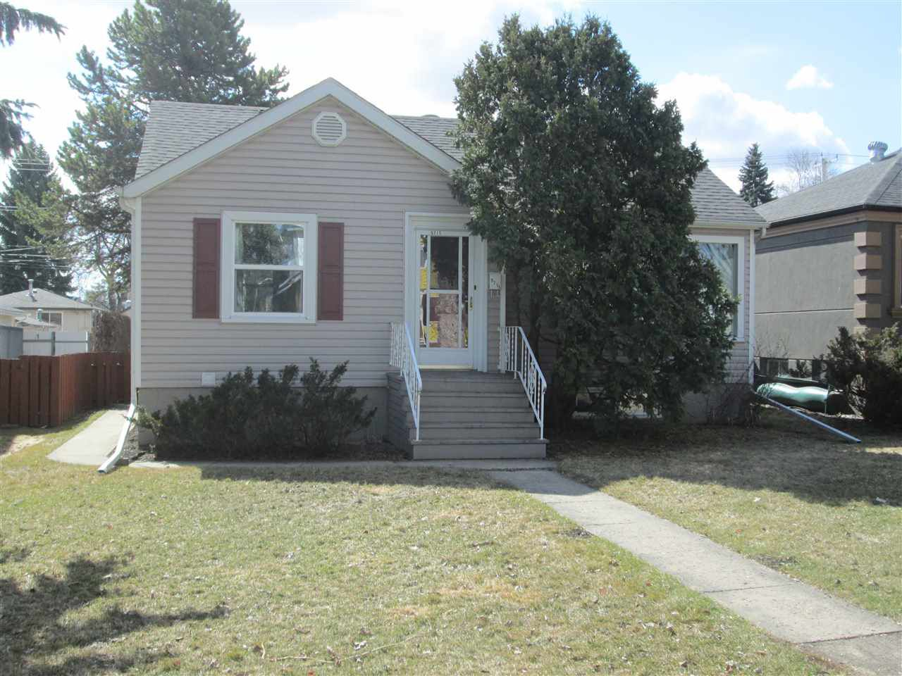 Main Photo: 9715 84 Avenue in Edmonton: Zone 15 House for sale : MLS®# E4151584