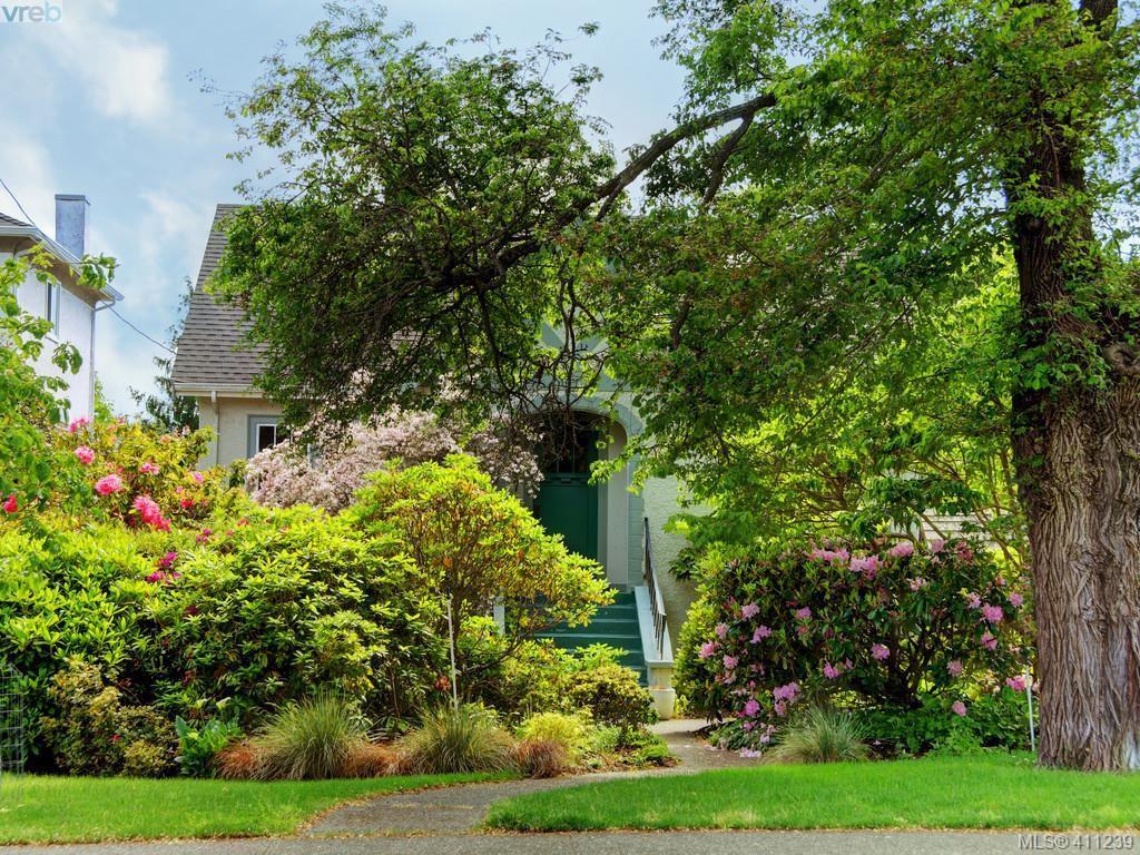 Main Photo: 2617 ESTEVAN Avenue in VICTORIA: OB North Oak Bay Single Family Detached for sale (Oak Bay)  : MLS®# 411239