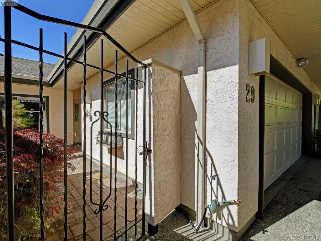 Main Photo: 29 4360 Emily Carr Drive in VICTORIA: SE Broadmead Row/Townhouse for sale (Saanich East)  : MLS®# 411948
