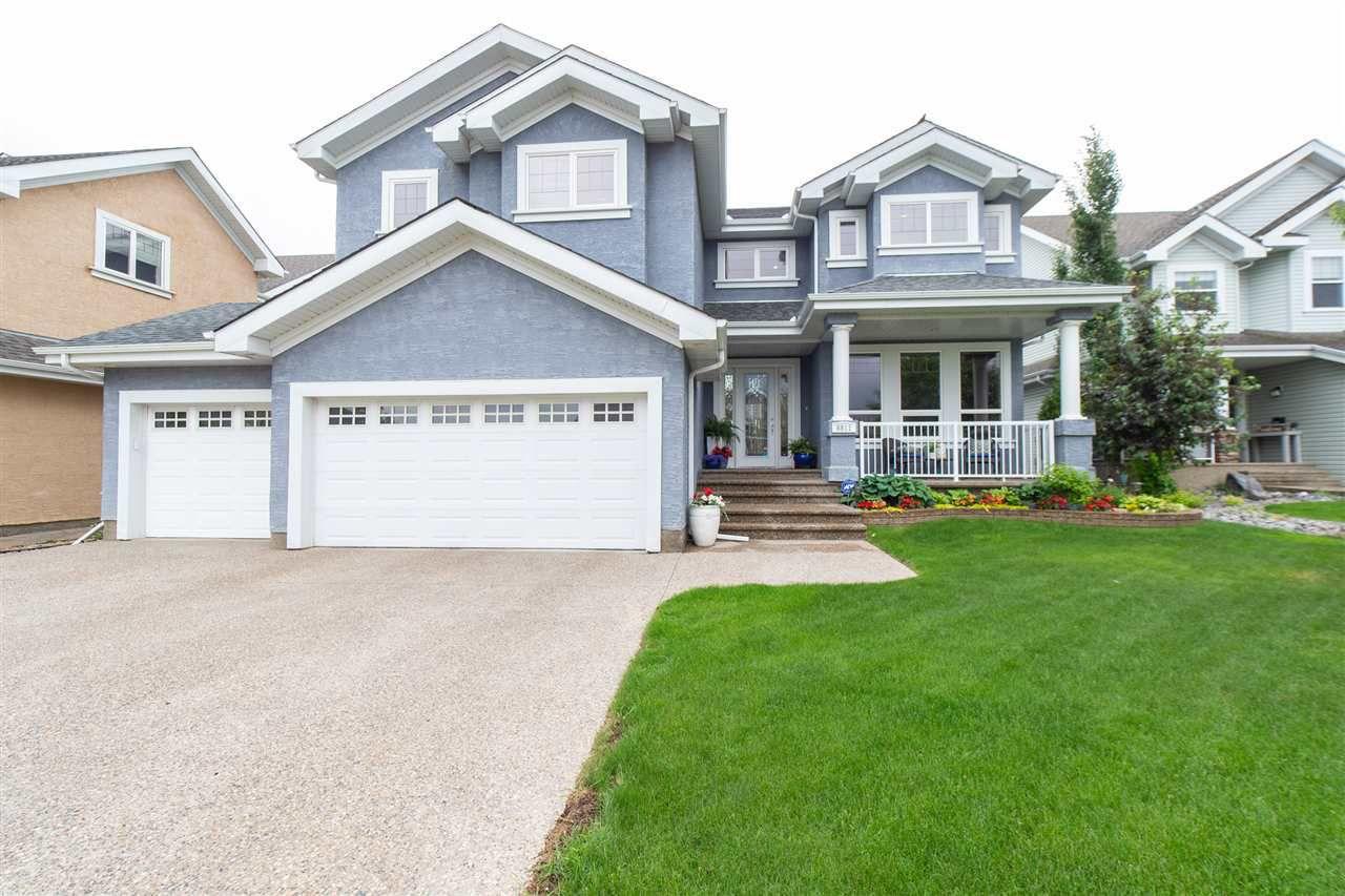 Main Photo: 8811 16 Avenue in Edmonton: Zone 53 House for sale : MLS®# E4163138