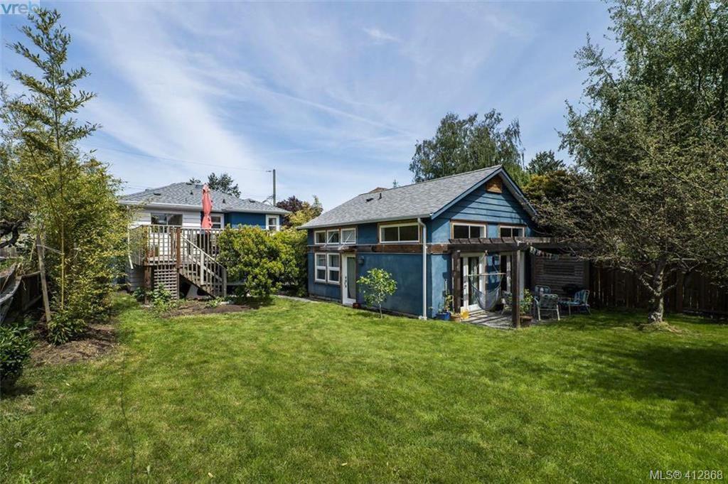 Main Photo: 1331 Vining Street in VICTORIA: Vi Fernwood Single Family Detached for sale (Victoria)  : MLS®# 412868
