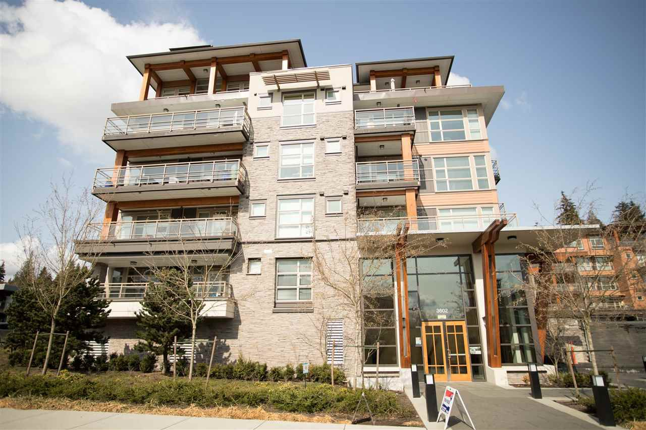 "Main Photo: 406 3602 ALDERCREST Drive in North Vancouver: Roche Point Condo for sale in ""DESTINY 2"" : MLS®# R2387367"