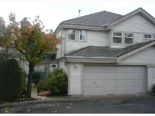 """Main Photo: 861 ROCHE POINT Drive in North Vancouver: Roche Point Townhouse for sale in """"SALISH ESTATES"""" : MLS®# V872591"""