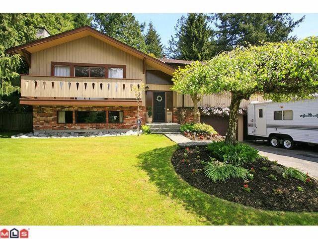 "Main Photo: 6738 STONEY in Delta: Sunshine Hills Woods House for sale in ""Sunshine Hills"" (N. Delta)  : MLS®# F1112939"
