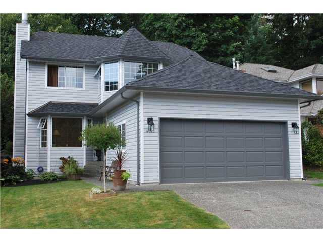 Main Photo: 4015 SHONE Road in North Vancouver: Indian River House for sale : MLS®# V907837