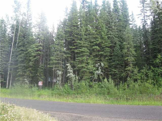 Main Photo: LOT 16 WOMACK Road in Lone Butte: Deka/Sulphurous/Hathaway Lakes Home for sale (100 Mile House (Zone 10))  : MLS®# N234619