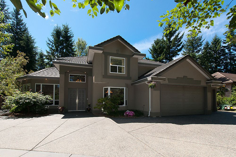 "Main Photo: 5445 123RD Street in Surrey: Panorama Ridge House for sale in ""PANORAMA RIDGE"" : MLS®# F1409369"
